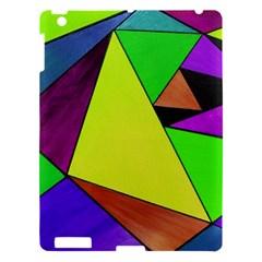 Abstract Apple Ipad 3/4 Hardshell Case by Siebenhuehner