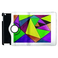 Abstract Apple Ipad 2 Flip 360 Case by Siebenhuehner