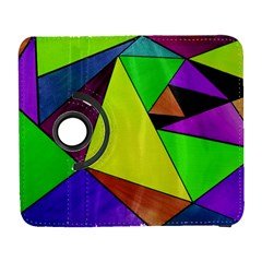 Abstract Samsung Galaxy S  III Flip 360 Case by Siebenhuehner