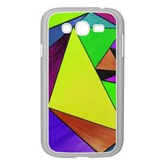 Abstract Samsung Galaxy Grand Duos I9082 Case (white) by Siebenhuehner