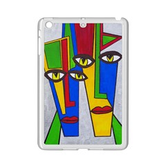 Face Apple Ipad Mini 2 Case (white) by Siebenhuehner