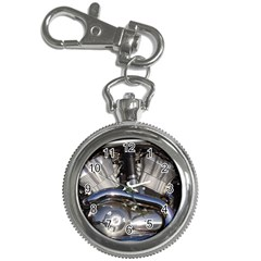 Chain Watch Harley Key Chain Watch by D308476A