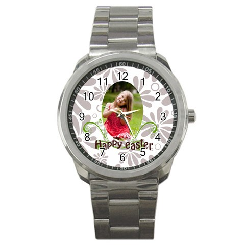 Easter By Easter   Sport Metal Watch   5ko3h36dm03k   Www Artscow Com Front