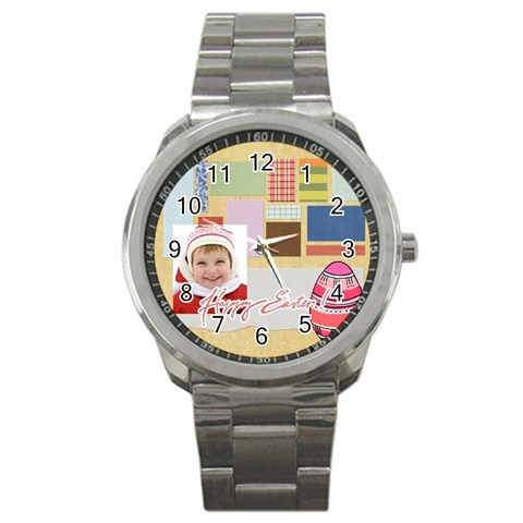 Easter By Easter   Sport Metal Watch   Hzp81y43w1yh   Www Artscow Com Front