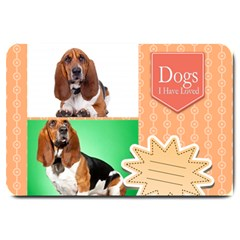 Pet By Pet    Large Doormat   Izubb5zjoav7   Www Artscow Com 30 x20 Door Mat - 2