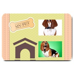 Pet By Pet    Large Doormat   Izubb5zjoav7   Www Artscow Com 30 x20 Door Mat - 6