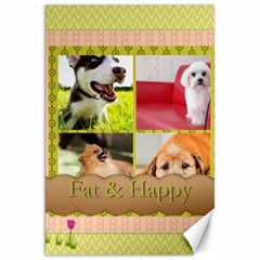 Pet By Pet    Canvas 20  X 30    Pufeyqqyk2oa   Www Artscow Com 30 x20 Canvas - 7