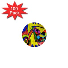 Chopper 1  Mini Button (100 Pack)