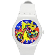 Chopper Plastic Sport Watch (medium) by Siebenhuehner