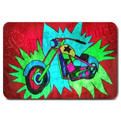 Chopper Large Door Mat by Siebenhuehner