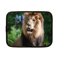 Regal Lion Netbook Sleeve (Small) by AnimalLover
