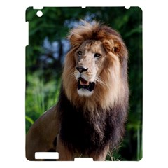 Regal Lion Apple Ipad 3/4 Hardshell Case by AnimalLover