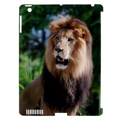 Regal Lion Apple Ipad 3/4 Hardshell Case (compatible With Smart Cover) by AnimalLover