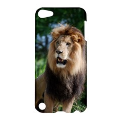 Regal Lion Apple Ipod Touch 5 Hardshell Case by AnimalLover