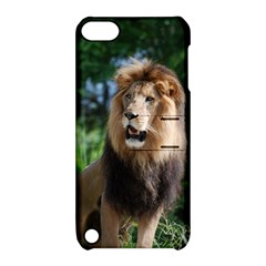 Regal Lion Apple Ipod Touch 5 Hardshell Case With Stand by AnimalLover