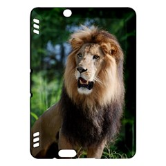 Regal Lion Kindle Fire HDX 7  Hardshell Case by AnimalLover