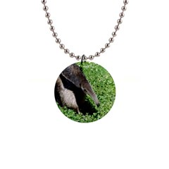 Giant Anteater Button Necklace