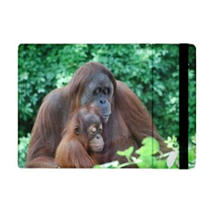 Orangutan Family Apple iPad Mini Flip Case by AnimalLover