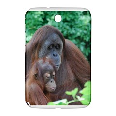 Orangutan Family Samsung Galaxy Note 8 0 N5100 Hardshell Case  by AnimalLover