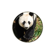 Giant Panda Golf Ball Marker (for Hat Clip) by AnimalLover