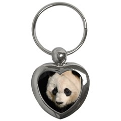 Adorable Panda Key Chain (heart) by AnimalLover