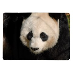 Adorable Panda Samsung Galaxy Tab 10 1  P7500 Flip Case by AnimalLover