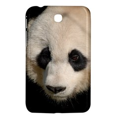 Adorable Panda Samsung Galaxy Tab 3 (7 ) P3200 Hardshell Case  by AnimalLover