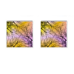Branches Cufflinks (square) by KKsDesignz