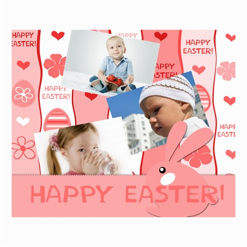 Easter By Easter   Collage Mousepad   Kwb1sajjzb9g   Www Artscow Com 9.25 x7.75 Mousepad - 1
