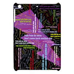 Pain Pain Go Away Apple Ipad Mini Hardshell Case
