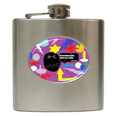 Excruciating Agony Hip Flask