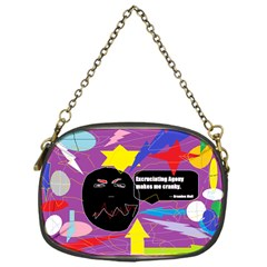 Excruciating Agony Chain Purse (one Side) by FunWithFibro