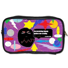 Excruciating Agony Travel Toiletry Bag (two Sides) by FunWithFibro