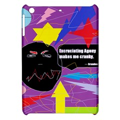 Excruciating Agony Apple Ipad Mini Hardshell Case by FunWithFibro