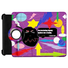 Excruciating Agony Kindle Fire HD 7  (1st Gen) Flip 360 Case by FunWithFibro