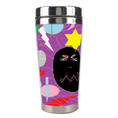 Excruciating Agony Stainless Steel Travel Tumbler by FunWithFibro
