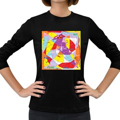 Ain t One Pain Women s Long Sleeve T Shirt (dark Colored) by FunWithFibro