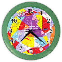 Ain t One Pain Wall Clock (Color) by FunWithFibro