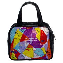 Ain t One Pain Classic Handbag (two Sides) by FunWithFibro
