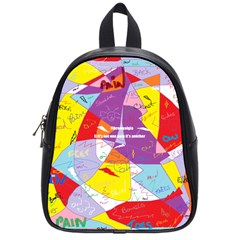 Ain t One Pain School Bag (small) by FunWithFibro