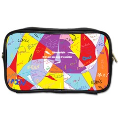 Ain t One Pain Travel Toiletry Bag (two Sides) by FunWithFibro