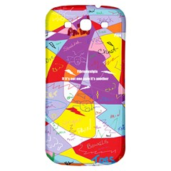 Ain t One Pain Samsung Galaxy S3 S Iii Classic Hardshell Back Case by FunWithFibro