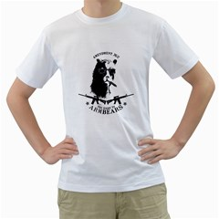 The Right To Arm Bears Men s T Shirt (white)  by Contest1885123