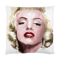 Marilyn Cushion Case (single Sided)  by malobishop