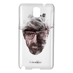 Heisenberg  Samsung Galaxy Note 3 N9005 Hardshell Case by malobishop