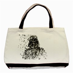 Darth Vader Twin Sided Black Tote Bag