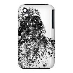 Darth Vader Apple Iphone 3g/3gs Hardshell Case (pc+silicone)