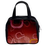 Urban Grunge Abstract 1 Classic Handbag (Two Sides)