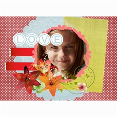 Love 2015 By Joely   Wall Calendar 8 5  X 6    0ostp7v4hail   Www Artscow Com Month