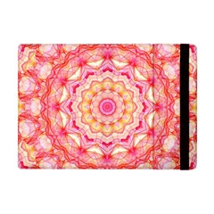 Yellow Pink Romance Apple Ipad Mini Flip Case by Zandiepants